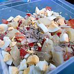 recette Salade de pomme de terre de Mamie&Tatie