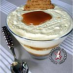 recette Tiramisu breton au caramel beurre salé