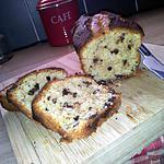 recette Cake aux pépites de chocolat *recette thermomix*