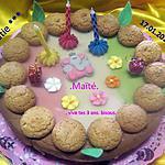 recette Gâteau crème de marron. sans cuisson.anniversaire.