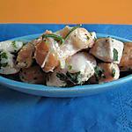 recette Méli - Mélo de poissons persillés.