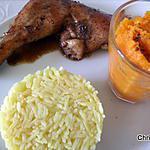 recette Cuisses de Poulet au Miel et Epices