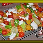 recette Salade de pommes de terre norvégienne