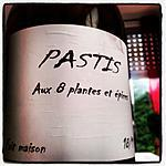 recette Pastis Maison