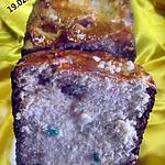 recette Brioche aux fruits confits en machine à pain.