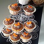 recette Cupcakes noix de coco-rhum