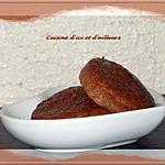 recette Petits palets chocolatés à la lavande