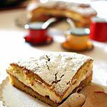 recette Torta paradiso al mascarpone