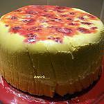 recette parfait glacé au citron vert et framboises