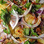 recette Salade de pommes de terre au pesto