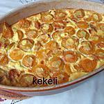 recette Clafoutis aux mirabelles
