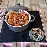 recette Una Marmita de Fideos y Pollo a la Mexicana