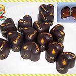 Chocolat Fourré Crème Caramel & Carambar