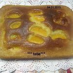 recette Gâteau aux clémentines.