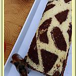 recette Gâteau girafe