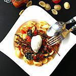recette Orrechietti al pomodoro
