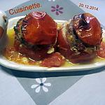recette Tomates farcies.