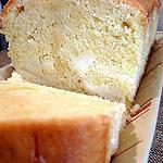 recette Cake aux poires à la vanille