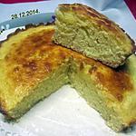 recette Gâteau à la crème fraiche au citron.