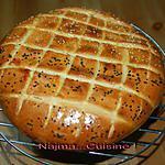 recette pain turc