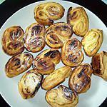 recette Palmiers aux pommes