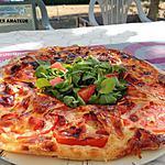 recette Couronne feuilletée façon pizza