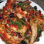 recette Lapin Masséna