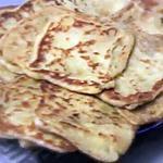 recette mesemen algérien ( crêpe feuilletée)