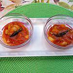 recette Compotée abricot et pêche au Caramel et Romarin ( sur une idée de Cyril Lignac )