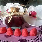 recette Coulis de framboise-fraises Tagada ®