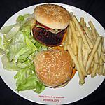 recette Home burger
