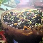 recette salade de moules aux lentilles
