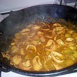 recette Poêlon de calamars au pomme de terre