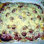 recette pizza merguez