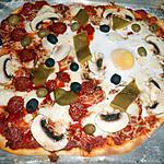 recette CE SOIR PIZZA
