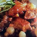 recette Epaule de porc braisée