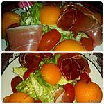 "recette Salade ""Meli-Melo"""