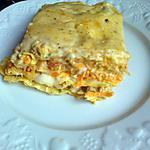 recette Lasagnes au poulet au curry