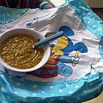 recette Soupe bébé au riz cantonais