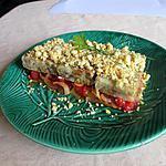 recette Colin oignons/tomates de bjm91 a ma facon