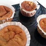 recette Petits clafoutis aux nectarines