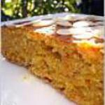 recette Gâteau de carottes