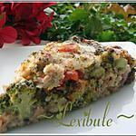 recette Gratin de thon au brocoli à la grecque