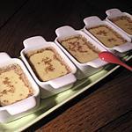 recette Flans aux 4 épices