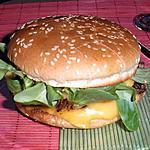recette Hamburger rapide