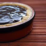 recette Tartelettes au chocolat, coeur fondant de caramel demi-sel