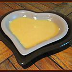 recette Soupe de potiron aux marrons