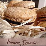 recette Macarons Creusois