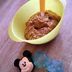 recette Purée ratatouille-semoule*Pour Bébé* de Ma Mamie
