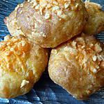 recette Chouquettes au fromage